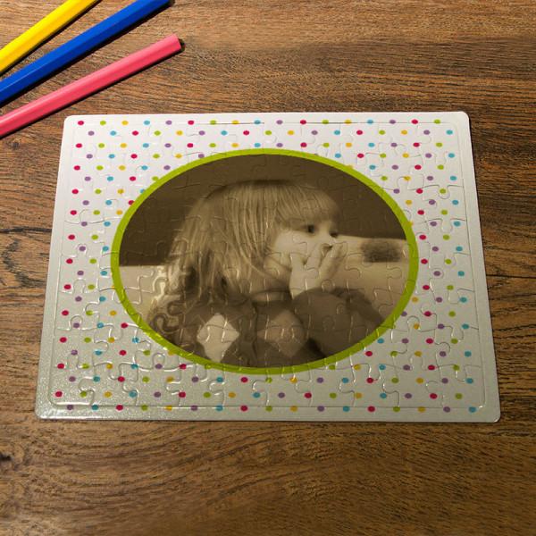 Puzzle DIN A5 mit Ihrem Wunschfoto für Kinder