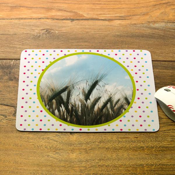 Mousepad mit Fotomotiv zum Muttertag