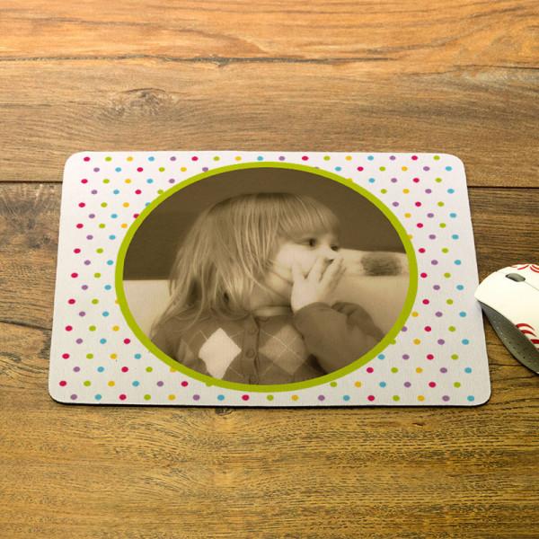 Mousepad mit Ihrem Foto für Kinder