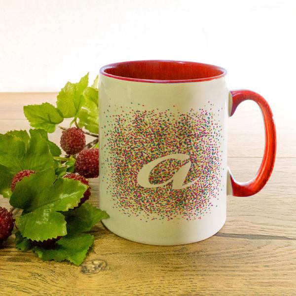 Personalisierte Tasse für Frauen