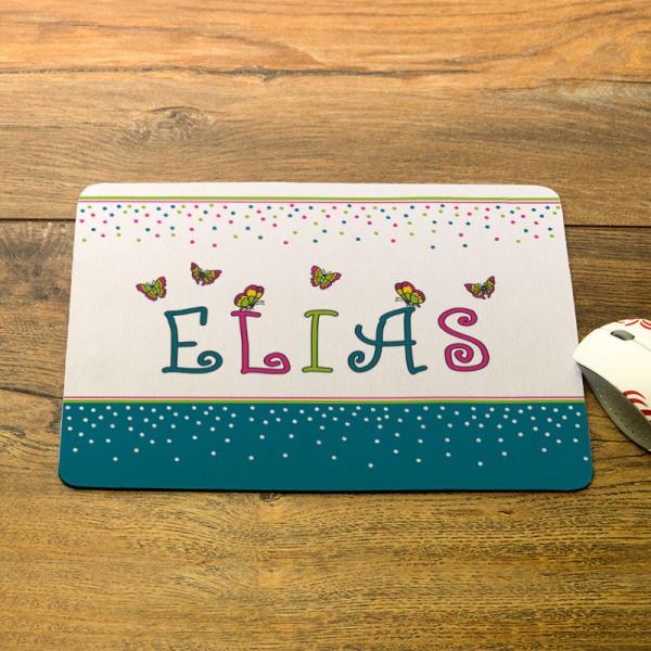 Personalisiertes Mousepad zum Geburtstag