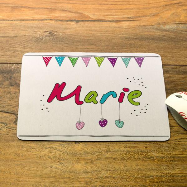 Mousepad mit Wunschmotiv zum Geburtstag