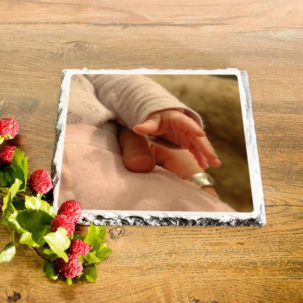 Personalisierte Granitplatte für Kinder
