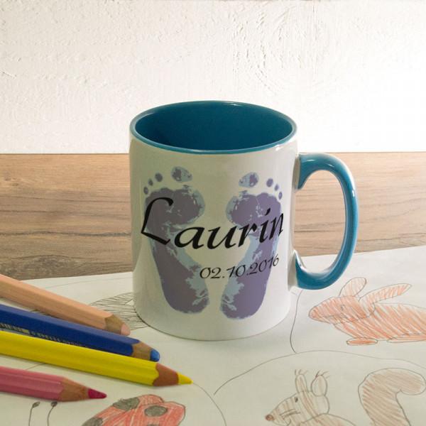 Personalisierte Tasse für Kinder