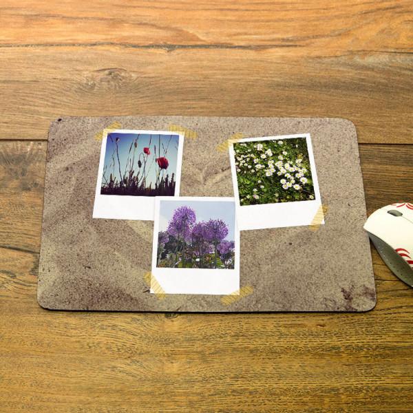 Mousepad mit Ihren Wunschfotos zum Geburtstag